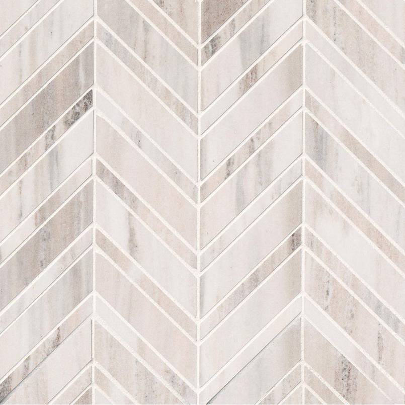 Palisandro Chevron Polished Natural Stone