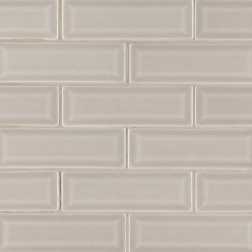 Portico Pearl 2x6 Beveled