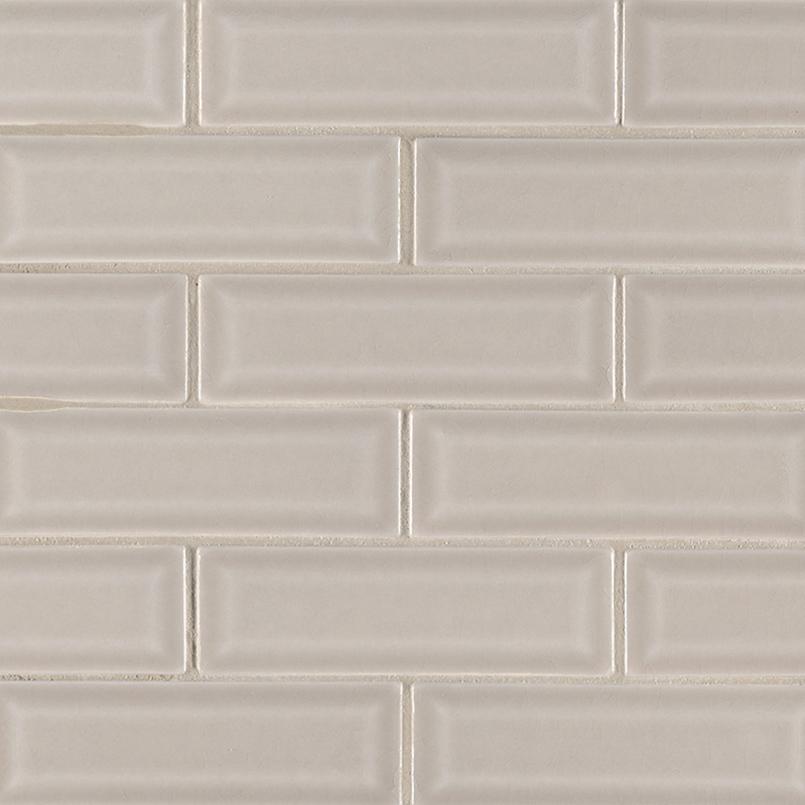 Portico Pearl Subway Tile Beveled