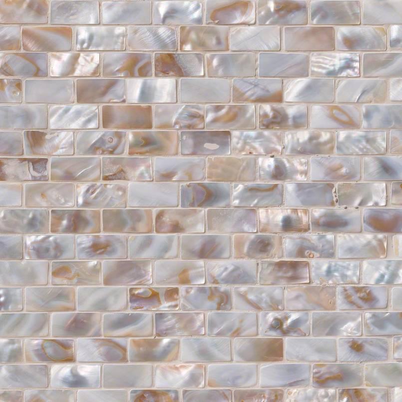 Santorini Brick Pattern 3 Mm Backsplash Wall Tile