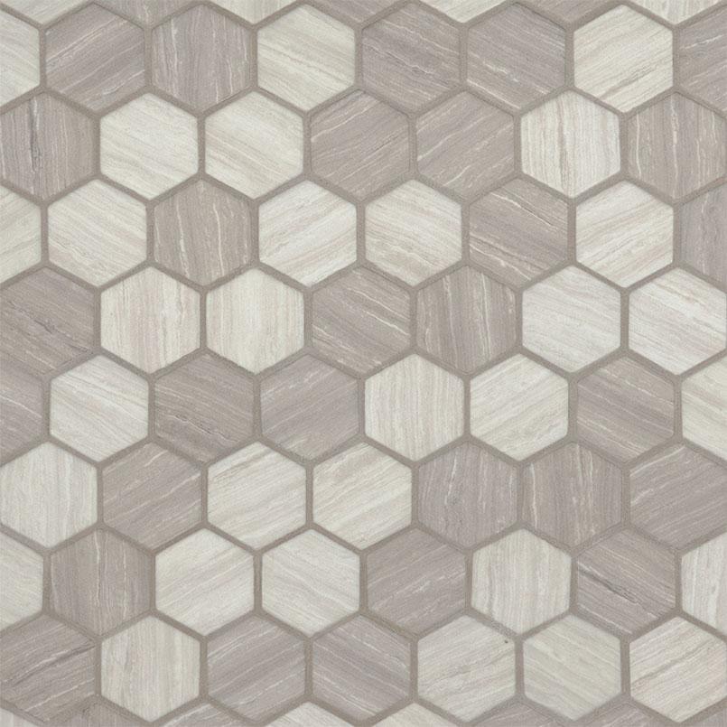 "Silva Oak 2"" Hexagon 6mm"