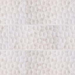Adella Viso Gris 12x24 Satin  3D Wall Tile Product Page