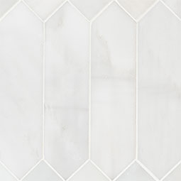 Arabescato Carrara 3x12 Picket Honed