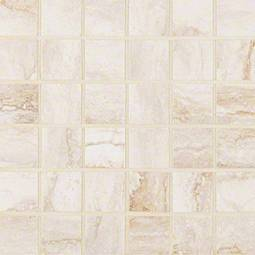 BERNINI BIANCO 2X4 MOSAIC POLISHED