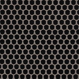 Black Glossy Penny Round Mosaic Product Page
