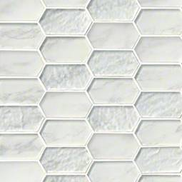 Calypso Picket Pattern Backsplash Tile