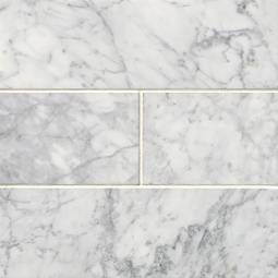Carrara White Subway Tile 4x12 Product Page