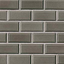 Charcoal Subway Tile 2x4