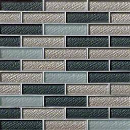 Cielo Brick 1x4x8mm Glass Backsplash Tile