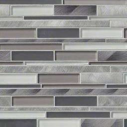 Cityscape Interlocking Pattern 8mm Metal Tile