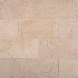 Crema Marfil Subway Tile Polished 3x6