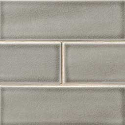 Dove Gray Subway Tile 4x12
