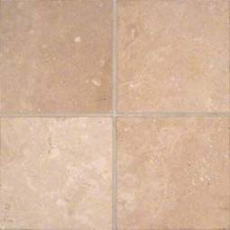 Durango Cream 6x6 Honed and Beveled Tile