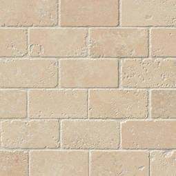 Durango Cream Brick Pattern Subway Tile 2x4 Product Page