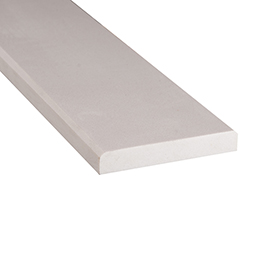 Engineered White 6x72x0.75 Polished Double Beveled Thresholds Product Page