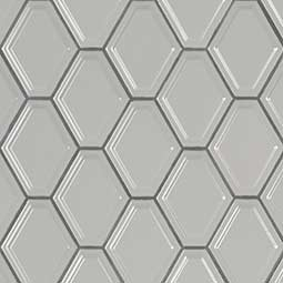Domino Porcelain Mosaic Wall Tile Ceramic Backplash Tile