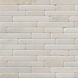 Greecian White Tumbled Veneer 8x18