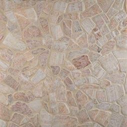 Honey Onyx Flat Pebbles Meshed 16x16