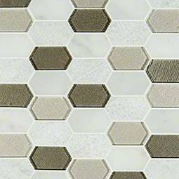 Inessa Blanco Picket Pattern 8mm Product Page