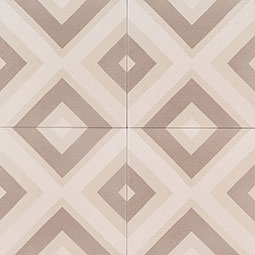 KENZZI METRICA 8X8 encaustic tile pattern Product Page