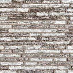 Luxe Interlocking Pattern 8mm Glass Backsplash Tile