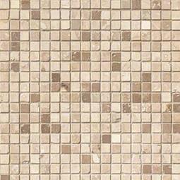 Micro Mosaic 5/8x5/8 Honed in 12x12 Mesh