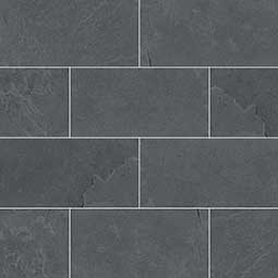 Montauk Black Subway Tile 3x6 Product Page