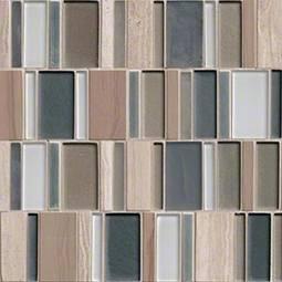 Paradise Bay Blend Wall Tile