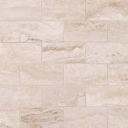 Pietra Bernini Camo 2X4 Mosaic Polished