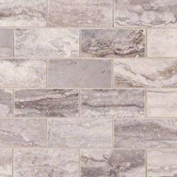 Pietra Bernini Carbone 2X4 Mosaic Polished Product Page