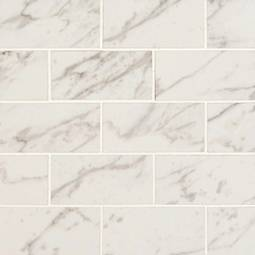 Pietra Carrara Subway Tile 2x4