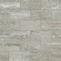 Pietra Venata Gray Subway Tile 2x4