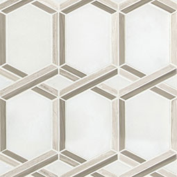 Royal Link geometric tile pattern