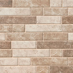 Sandhills Interlocking 6mm Glass Mosaic Tile