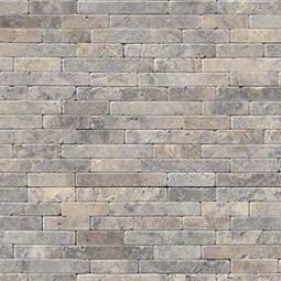 Silver Ash Tumbled Veneer 8x18