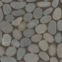 Sliced Island Pebble Tumbled