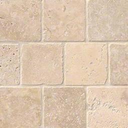 Tuscany Classic 4x4 Tumbled Tile