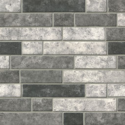 Urban Tapestry Interlocking 6mm Glass Mosaic Tile