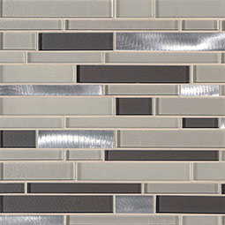 Urbanka Interlocking 6mm Decorative Mosaic Tile