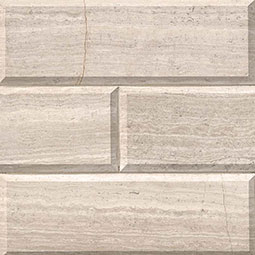 White Oak Subway Tile Honed Beveled 4x12  Product Page