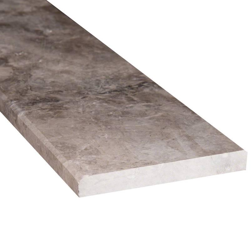 Tundra Gray 6x72x0.75 Window Sill Polished