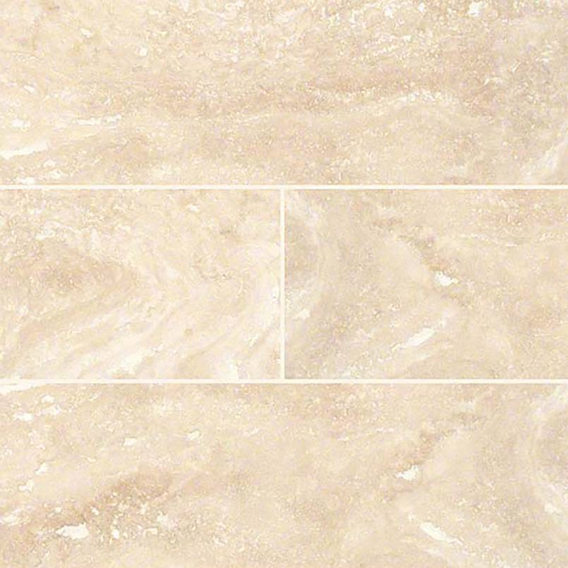 Tuscany Ivory Subway Tile 4x12
