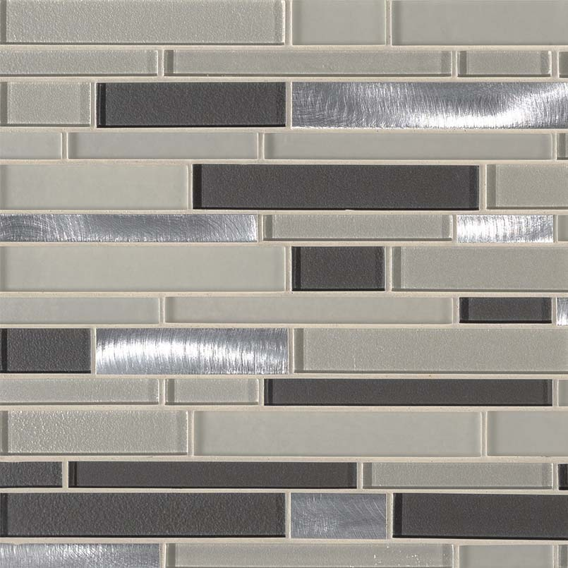 Urbanka Interlocking 6mm Decorative Mosaic Tile