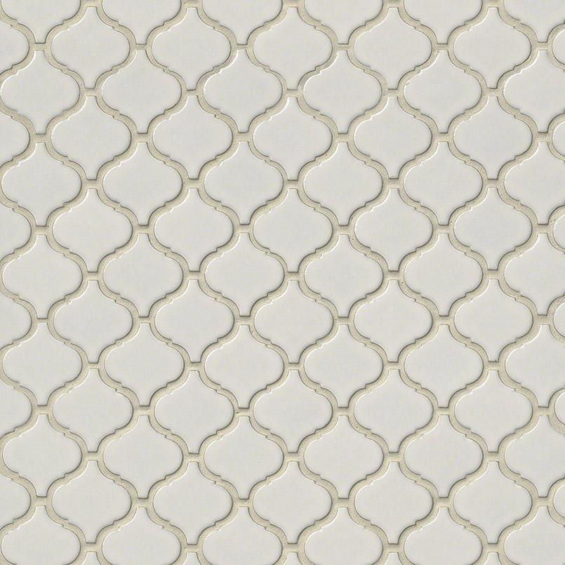Bianco Arabesque 6mm