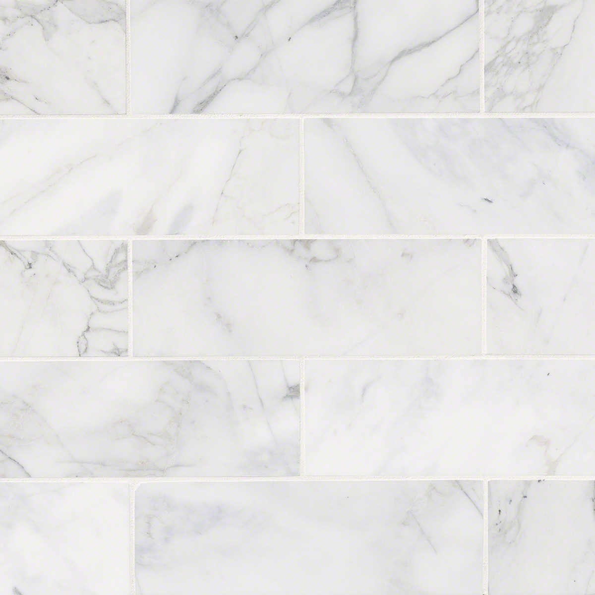 Calacatta Cressa Subway Tile 4x12 White Subway Tile