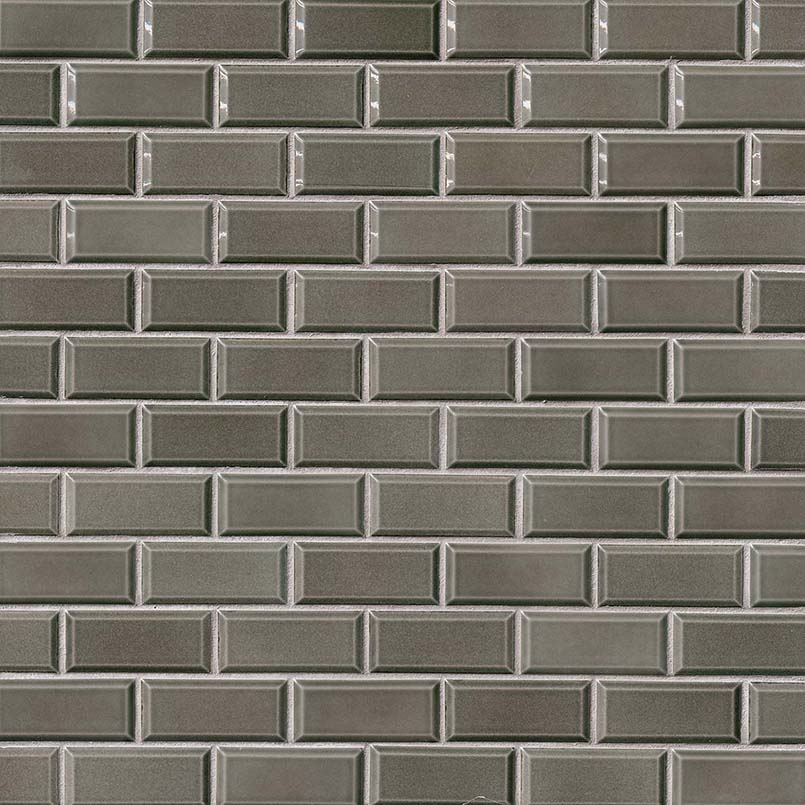 Charcoal Subway Tile Collection