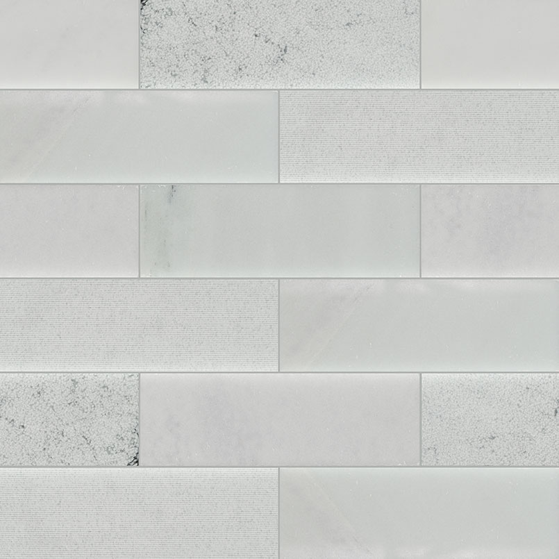Greecian White Marble Subway Tile 4x12 Subway Tile Collection