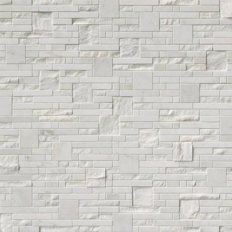 Greecian White Opus Pattern