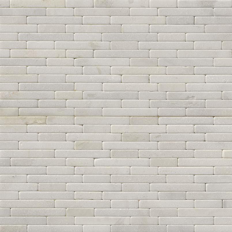 Greecian White Tumbled Veneer 8x18