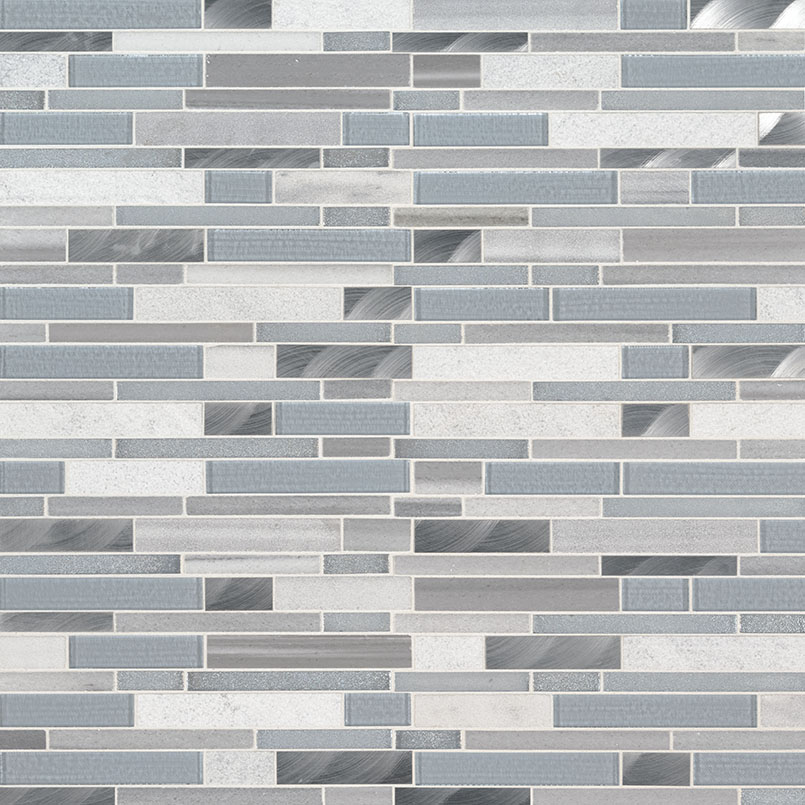 Harlow Interlocking 8mm Backsplash Tile